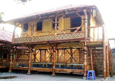Warung Bambu Tingkat