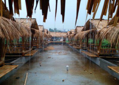 Warung Dari Bambu