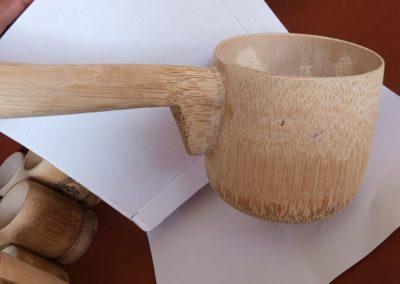 Gayung Dari Bambu