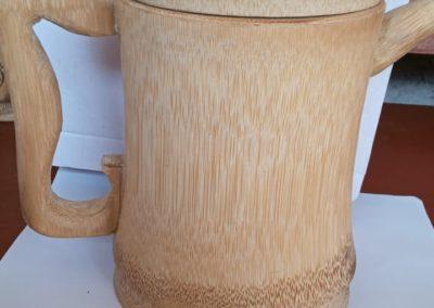 Teko Dari Bambu