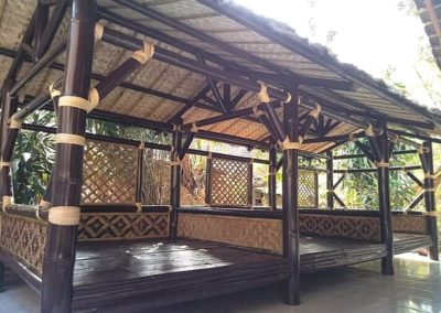 Warung Bambu Lesehan