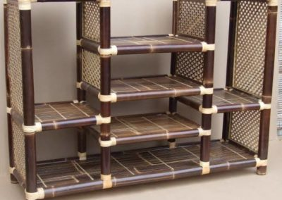 tempat tidur bambu, ciptakan kesejukan di kamar anda